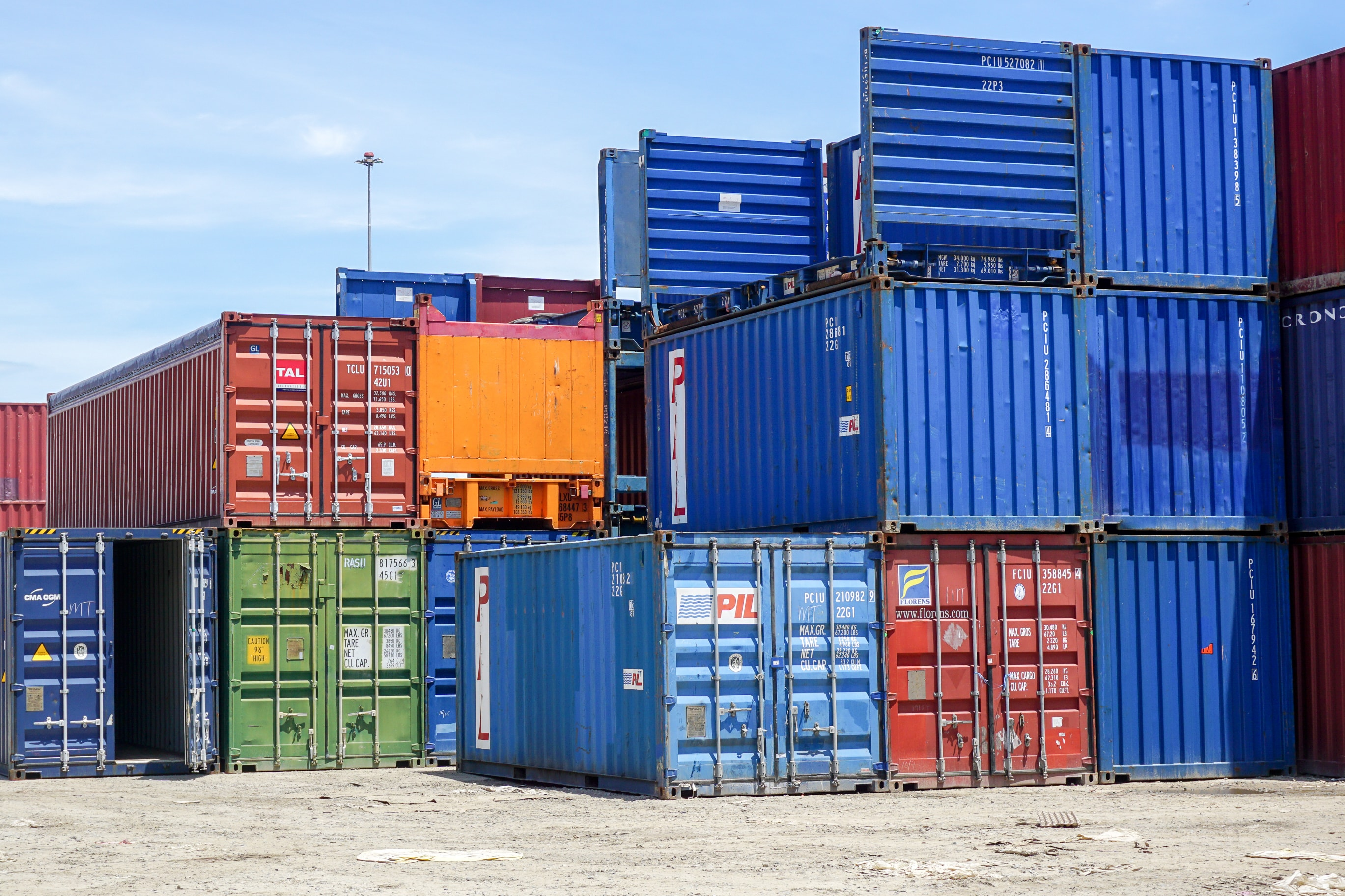 Global Container Provider