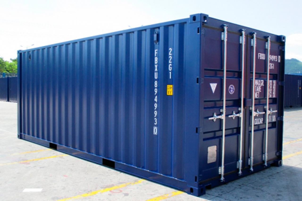 Compra de containers novos: saiba as vantagens