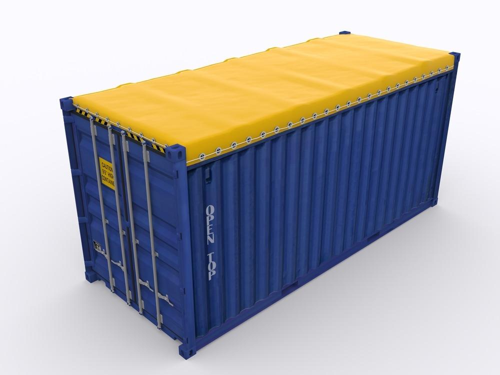 Conheça os tipos especiais de containers: Open Tops e Flat Racks