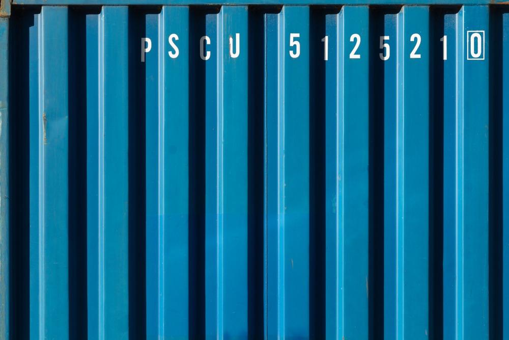 Compra de container: entenda a importância da numeração de cada unidade